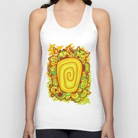 candy Tank Tops featuring candy by drud