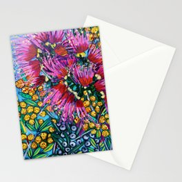 Australian Flora Stationery Cards
