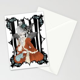 Madame Batshit Stationery Cards