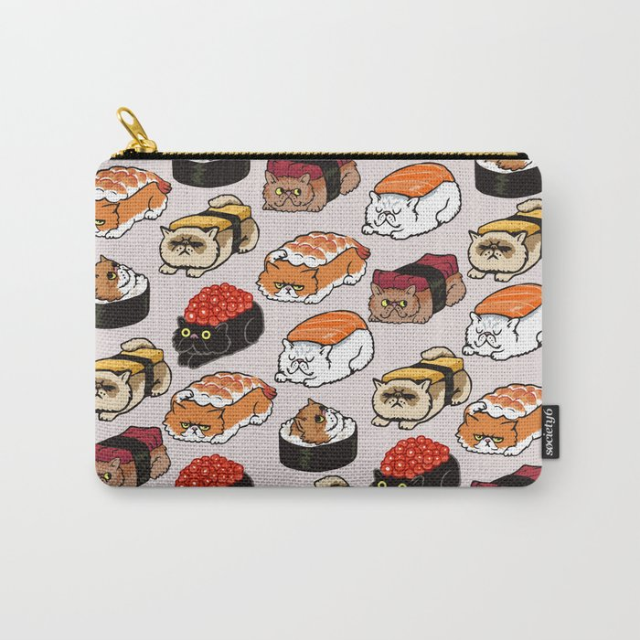 Sushi Persian Cat Tasche
