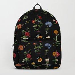 Vertical Garden (Black) Backpack