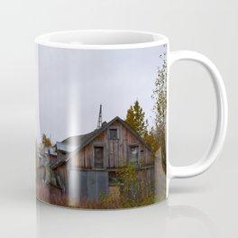 Abandoned Orphanage in Northwest Alaska Coffee Mug