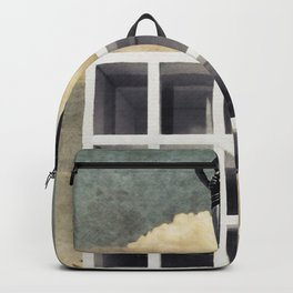 Just dive in! Backpack