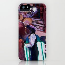 The Wedding Dancers iPhone Case