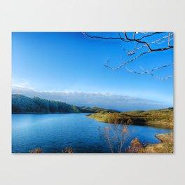Funil Dam Canvas Print