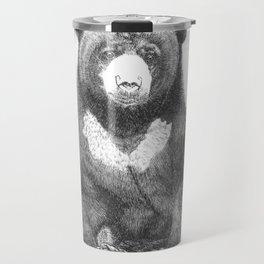 Malayan Sun Bear (Beruang Madu) Travel Mug