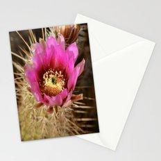 Cacti Flower Stationery Cards