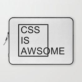 CSS is Awsome  Laptop Sleeve