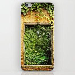 Nature Reclaims iPhone Skin