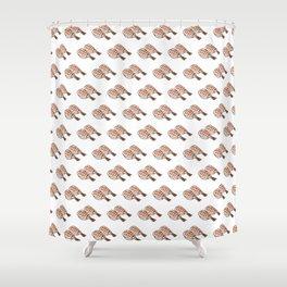 ebi Shower Curtain
