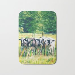 In the Pasture Bath Mat