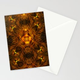 Illusion Of Matter Stationery Cards