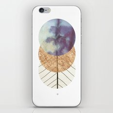 Under The Moon iPhone & iPod Skin