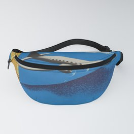 vechio Wing your way with ANA Fanny Pack