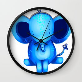 EleNugget Wall Clock