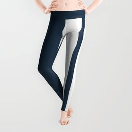 Classic Trendy Stripes Daitengu Leggings