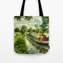 Tivertonian at Manley Bridge Tote Bag