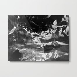 hiding from the vikings (underworld 001) Metal Print