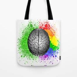 Conflict Within Tote Bag