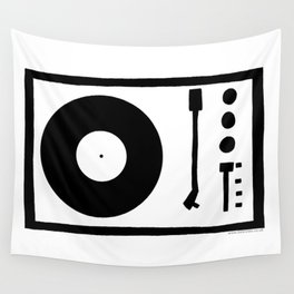 'Record Player' Wall Tapestry