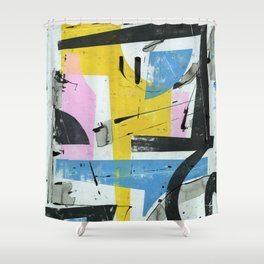 Spring Mix No. 2 Shower Curtain