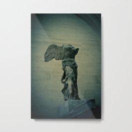 Winged Victory Metal Print