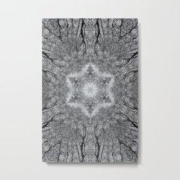 Zen Tree 5 Metal Print