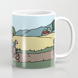 Peleton Coffee Mug