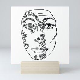 Transformation Mini Art Print