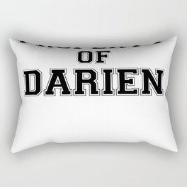 Property of DARIEN Rectangular Pillow