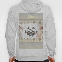 Lion silhouette Hoody