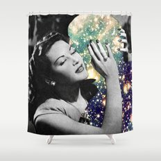 Affectionate Relationship Shower Curtain