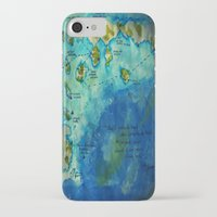 neverland iPhone & iPod Cases featuring Neverland by Tiny-firefly Art