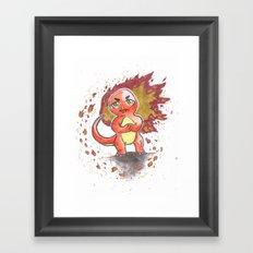 Rage 2 Framed Art Print