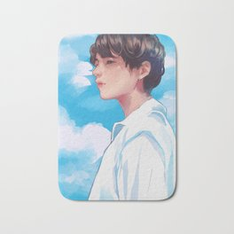 Taehyung FAKE LOVE Bath Mat