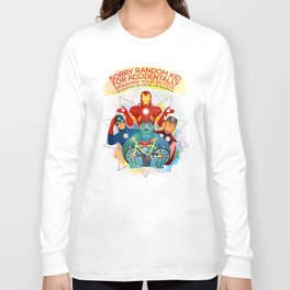 Collateral damage Long Sleeve T-shirt