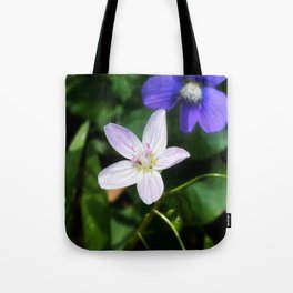 Spring Beauty 11 Tote Bag