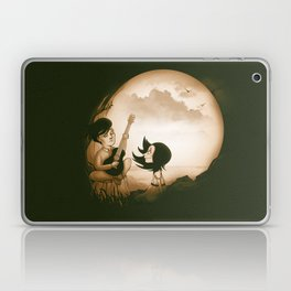 Skull Serenade Laptop & iPad Skin