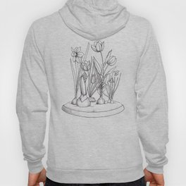Spring Flowering Bulbs Hoody