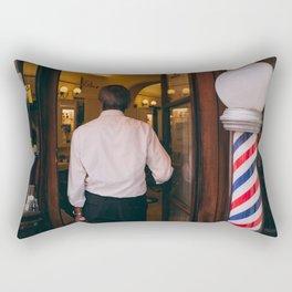 Sala da Barba Rectangular Pillow