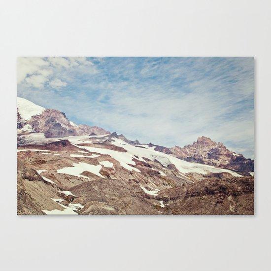 Summer Hike Canvas Print