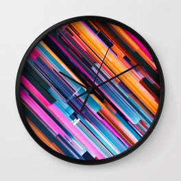 Colorain Wall Clock