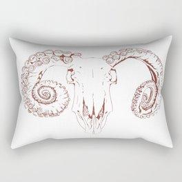 Tentacle Horn Rectangular Pillow
