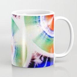 Happy Vitamin C Crystals in Sunlight Coffee Mug