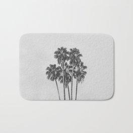PALM TREES XI / Los Angeles, California Bath Mat