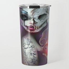 2013 Horror Girl Travel Mug