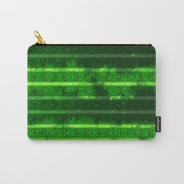 Metal Watermelon Rind Carry-All Pouch