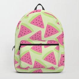 fresh summer pastque Backpack