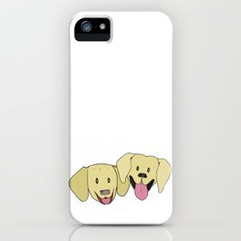 The Labs 2 iPhone Case