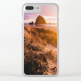 Wonderful West Coast - 31/365 Clear iPhone Case